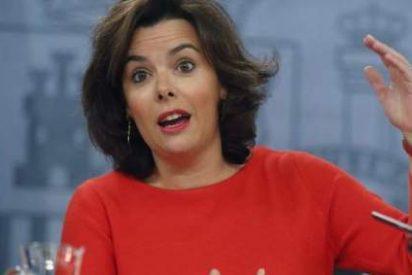 Mariano Rajoy encarga a la fiel Soraya Sáenz de Santamaría pilotar la negociación presupuestaria