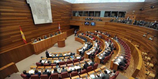 Las Cortes aprueban una moción para potenciar las politicas activas de empleo