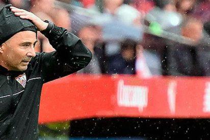 Sevilla está dispuesto a todo para quedarse con el goleador del seleccionado