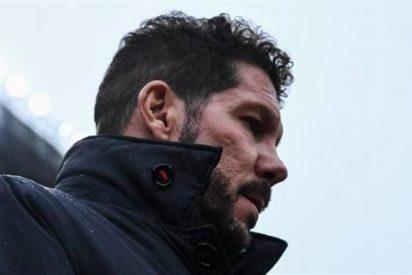 Simeone puso en duda su puesto en el Aleti porque lo busca un gigante europeo