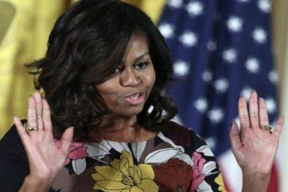 """""""Un simio con tacones"""": la publicación sobre Michelle Obama que indigna a EEUU"""