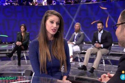 """Simona, expulsada de 'GH17', saca 'tetas': """"Yo soy así y ya está"""""""