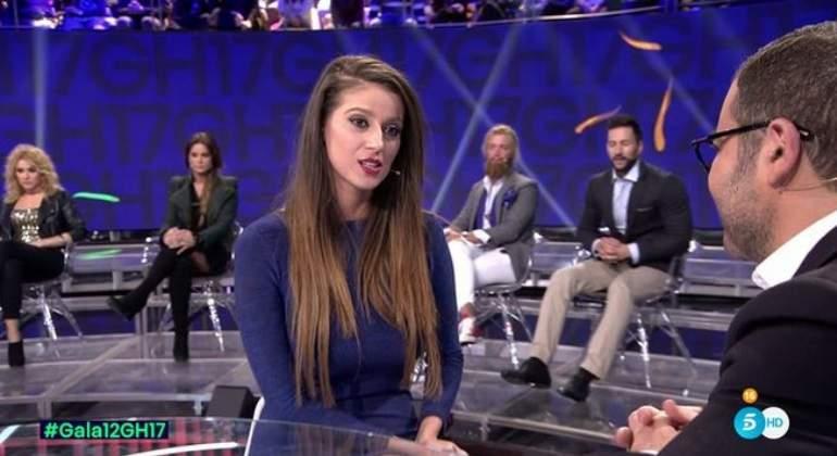 Simona Expulsada De Gh17 Saca Tetas Yo Soy Así Y Ya Está