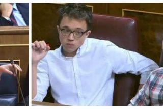 """Sáenz de Santamaría deja en ridículo a Iglesias y Errejón: """"Vengan consensuados"""""""