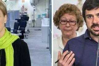 """¡Toma 'Máquina del Fango', Espinar! Su rival Tania Sánchez le recuerda que ya es """"senador, diputado en la Asamblea y coordinador"""" en Madrid"""