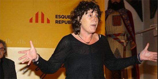 Teresa Jordà pone los pelos de punta a la RAE con un tuit muy 'faltón'