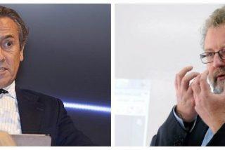 """Tertsch llama a Carlin de """"payaso"""" por calificar de """"analfabetos"""" a los votantes de Trump"""
