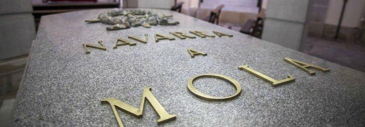 Los restos del general Mola fueron exhumados, por deseo de la familia, el pasado 24 de octubre