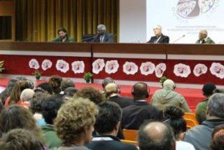 """Turkson: """"Iglesia y movimientos populares trabajaremos juntos para cambiar nuestra sociedad"""""""