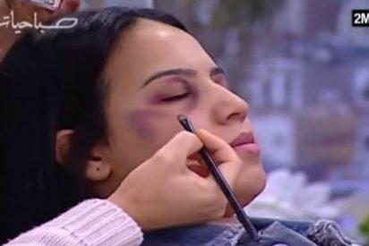 """Consejos de la TV marroquí a maltratadas: """"Si te pega, maquíllate y sigue tu vida"""""""