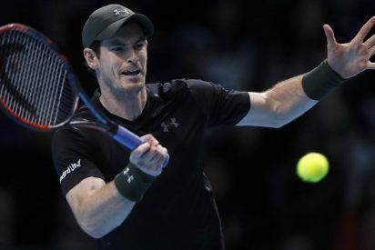 Andy Murray gana a Novak Djokovic y se corona como número uno del mundo