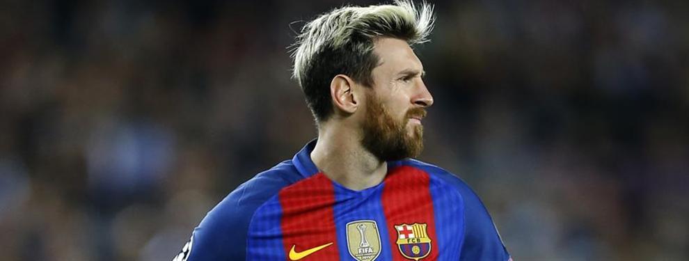 Un crack mundial revela el secreto mejor guardado de Leo Messi