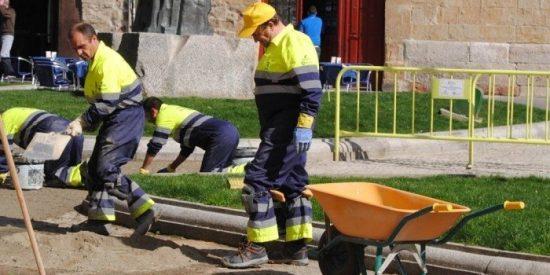 60 millones de euros para contratar 7.000 trabajadores a través de las entidades locales de Castilla y León