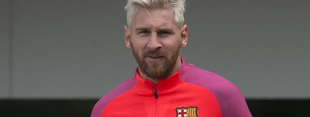 Manchester City: Oferta millonaria para llevarse a Messi