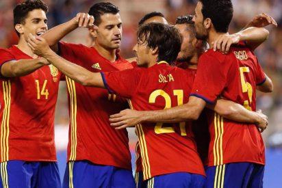 España se mantiene décima en el ranking FIFA y Argentina sigue líder