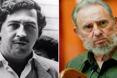 La sucia historia secreta del 'coqueteo' entre Fidel Castro y Pablo Escobar