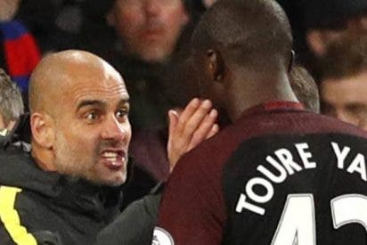 Y después de todo... Guardiola tiene que pedir auxilio a Yayá Toure