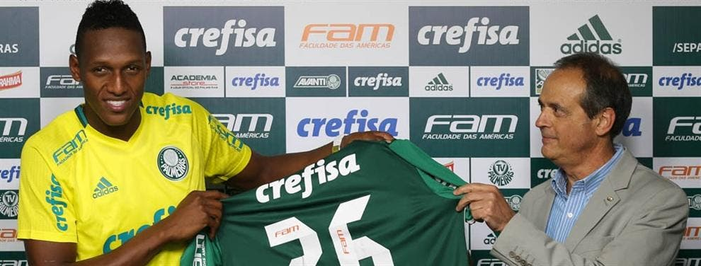 Yerry Mina le saldrá al FC Barcelona más caro de lo previsto