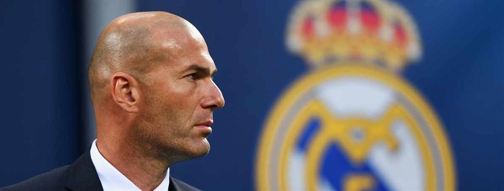 Zidane quiere sí o sí a uno de los mejores jugadores del momento