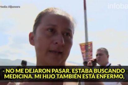 La triste realidad de los miles de venezolanos que intentan cruzar a Colombia en busca de medicamentos