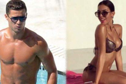 Cristiano Ronaldo le encuentra un nuevo trabajo a su chica a la que han despedido de Gucci