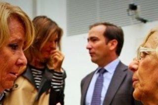 """Esperanza Aguirre sacude a la """"cutre, alocada y esperpéntica"""" Carmena y Twitter entra en éxtasis"""