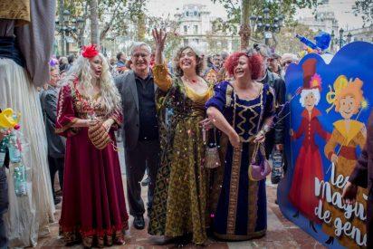Este año, los niños de Valencia, tendrán Reyes Magos y no a tres paisanas