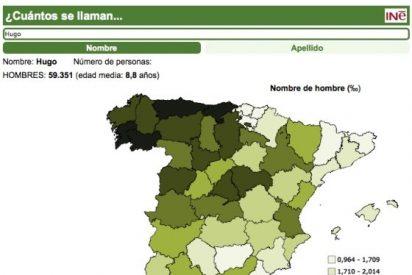 ¿Cómo saber cuántas personas se llaman o apellidan como tú en España?, es muy fácil