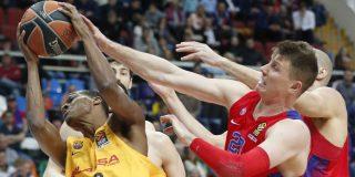 CSKA Moscú 92 - FC Barcelona Lassa 76: El Barça se complica la vida con la quinta derrota en 6 partidos
