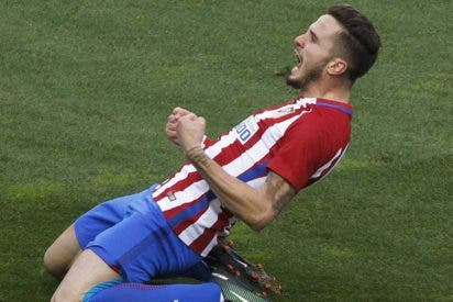 Atlético de Madrid 1- Las Palmas 0: Saúl evita males mayores
