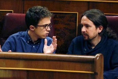 Lo único que se dirime de verdad en la bronca de Podemos es quién pilla el poder