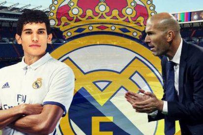 Zidane quiere a Jesús Vallejo en el Real Madrid, antes del verano