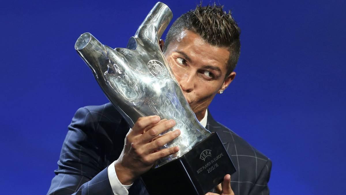 Cristiano Ronaldo supera a Messi como mejor goleador internacional de 2016