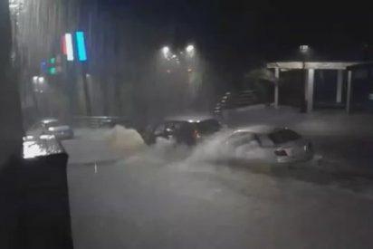 Mueren dos personas en Andalucía por las fuertes lluvias