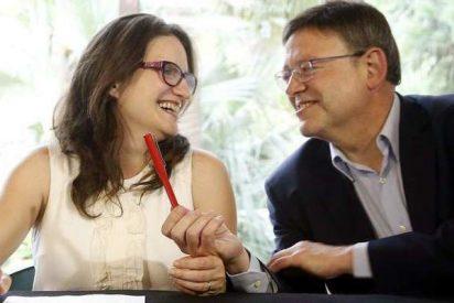 La carta de un alcalde del PP indignado pone las uvas al cuarto a Ximo Puig y Mónica Oltra