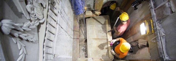 El sorprendente hallazgo en la tumba de Cristo tras 500 años cerrada
