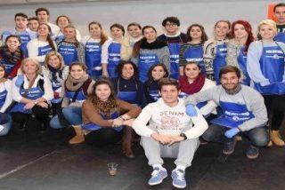 Más de 5.000 personas voluntarias hacen posible el trabajo de Manos Unidas