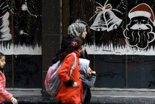 """Triste Navidad en la ciudad siria de Qamashli: """"No tenemos corazón para celebraciones"""""""