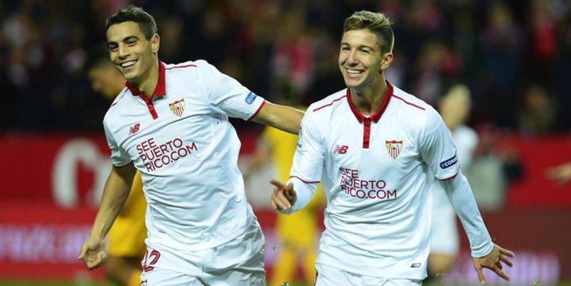 La 'apisonadora' del Sevilla le casca al Granada cuatro goles en 10 minutos