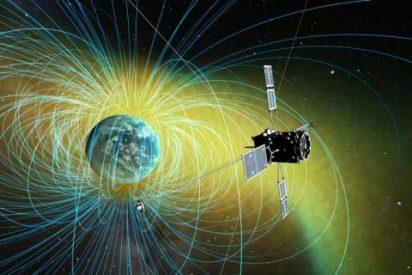 El campo magnético de la Tierra: cambia 10 veces más rápido de lo previsto