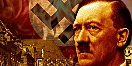 La foto inédita de Hitler en la boda del querido cuñado al que fusiló