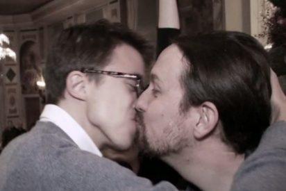 Podemos: Del beso al navajeo