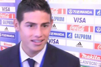 La Juventus insinúa la intención de fichar a James Rodríguez
