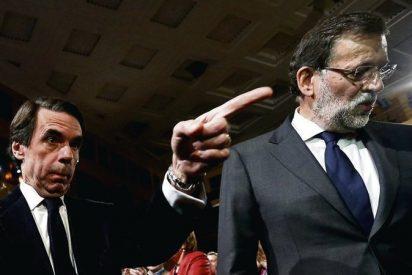 ¿Va a convertirse Aznar en un problema de los gordos para el PP?