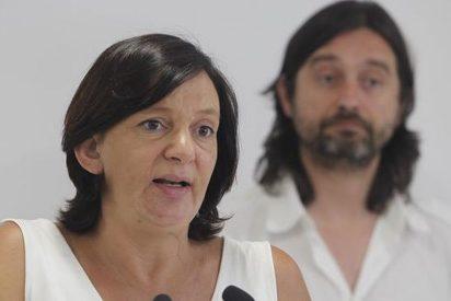 Una pasmada Bescansa recibe de Soraya un terrorífico dato sobre los planes de Podemos