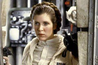 Carrie Fisher, conocida mundialmente por su papel de Princesa Leia en Star Wars, ha muerto a los 60 años