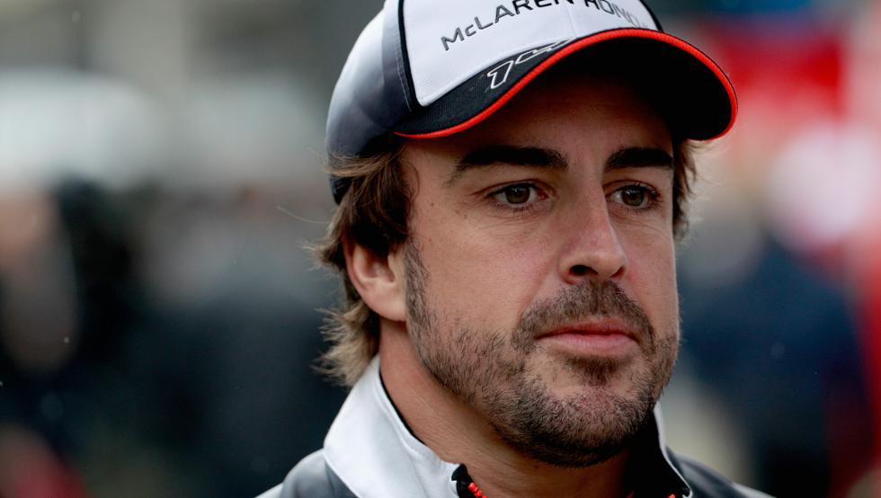 McLaren intentará atar a Fernando Alonso tres años más: hasta 2020