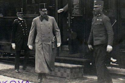 Gracias a las prueba de ADN sabremos si Masaryk era hijo ilegítimo del emperador Francisco José I