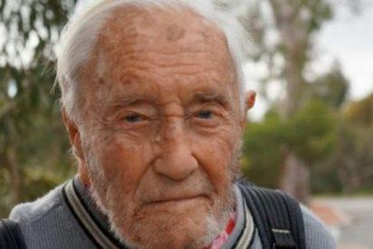 El científico de 102 años, David Goodall, afirma que ya es muy tarde para salvar a nuestro planeta
