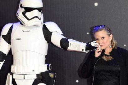 La muerte de Carrie Fisher, ha inspirado a muchos a hablar públicamente de sus enfermedades mentales